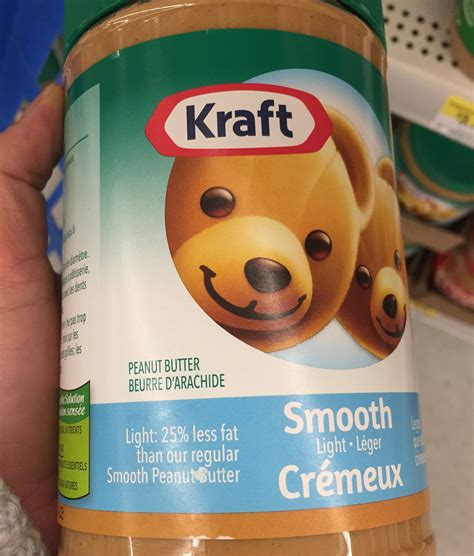 kraft light peanut butter ingredients the lowdown on peanut butter spot nutrition