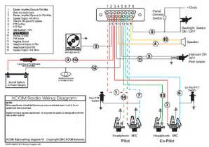 wiring diagram xcom radio free service repair user and owner manual
