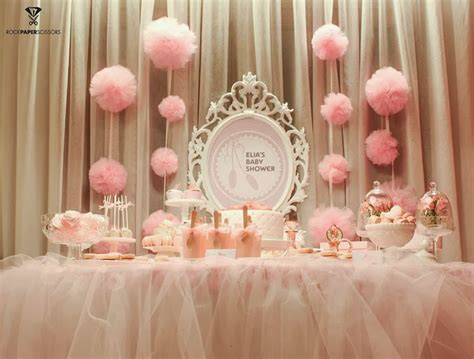Baby Shower Decorations by Ballerina Baby Shower Ideas Baby Ideas