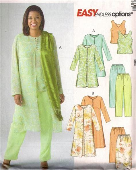 sewing pattern plus size plus size womens and petite wardrobe sewing pattern