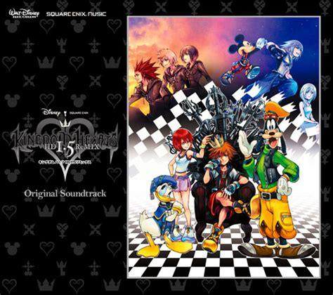 kingdom hearts orchestra world  album