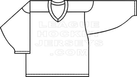 coloring pages of hockey jerseys free coloring pages of blank baseball jersey