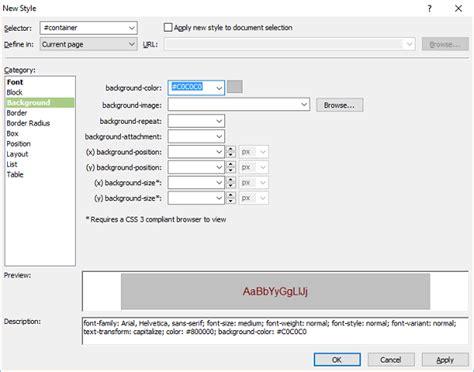 layout microsoft definition microsoft expression web html layout