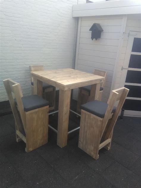 terrasse imprägnieren steigerhout impregneren showroom te hoek with
