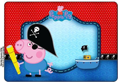 kit imprimible de peppa pig kit imprimible de peppa pig y george pig bs 1 500 00 en mercado libre