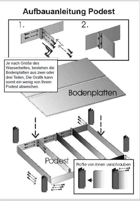Wasserbett Kopfteil Selber Bauen by Wasserbett Kopfteil Selber Bauen Carprola For