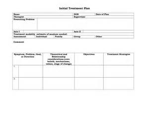 sle individual treatment plan template psychotherapy treatment plan template 28 images 17