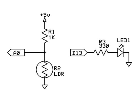 definition of light dependant resistor tutorial use a light dependent resistor ldr to measure light levels hobbybotics