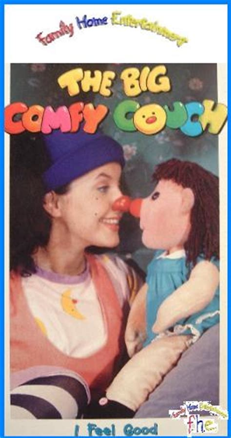 big comfy couch i feel good opening to the big comfy couch i feel good 1995 vhs vhs