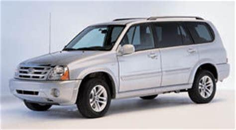 2005 Suzuki Xl7 Tire Size 2004 Suzuki Xl7 Specifications Car Specs Auto123