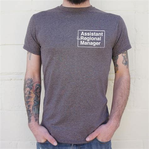 Assistant To The Regional Manager assistant to the regional manager t shirt 6 dollar shirts