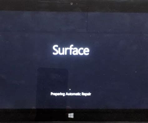 install windows 10 surface pro 2 surface pro 2 will not boot into windows microsoft