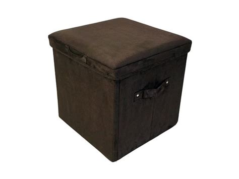 colored ottomans with storage folding storage ottoman 4 colors