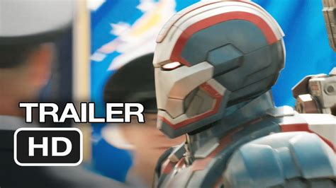 iron man official trailer marvel hd youtube
