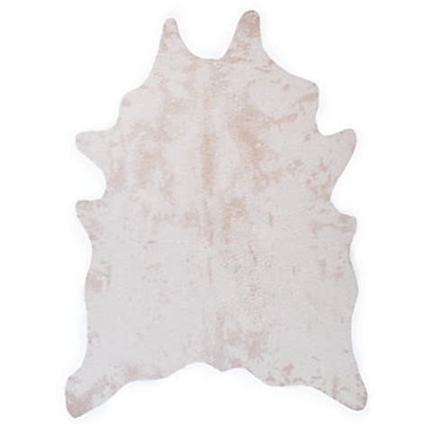 Faux Cowhide Rugs - ayi faux cowhide rug ivory mar timber relaxed