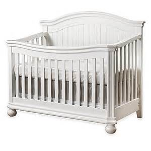 Baby White Cribs Sorelle Finley 4 In 1 Convertible Crib In White Buybuy Baby