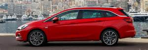 Length Of Vauxhall Astra Vauxhall Astra Sports Tourer Sizes Dimensions Carwow