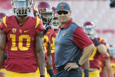 usc coach steve sarkisian called not healthy placed on usc head coach steve sarkisian will take indefinite leave