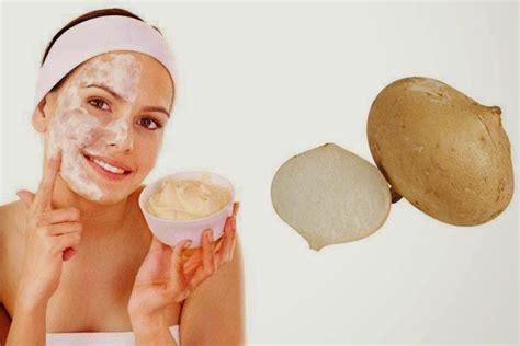 Masker Wajah Sariayu Bengkoang cara merawat wajah secara alami agar halus bersinar