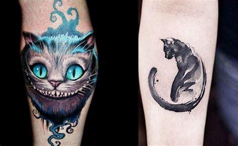 imagenes de tatuajes realistas de animales tatuajes de gatos im 225 genes y dise 241 os que te encantar 225 n