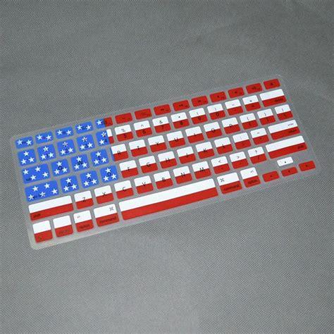 Macbook Pro Retina 13 Pattern Motif Us Flag No1 keyboard cover deals on 1001 blocks