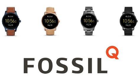 fossil q wander and q marshall now available to purchase in australia ausdroid