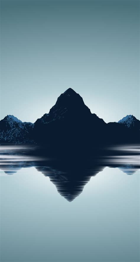 minimalist mountains minimal mountains find more very manly iphone android