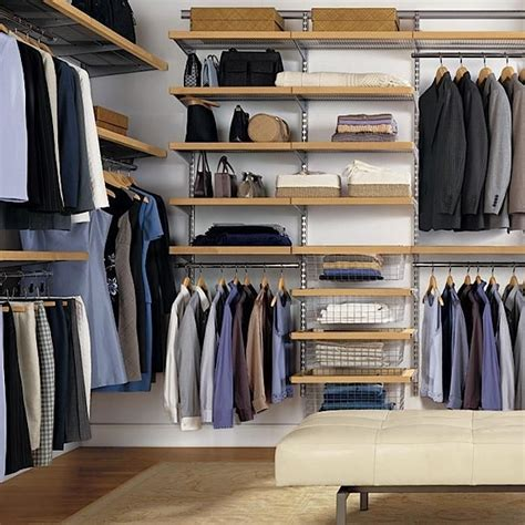 Elfa Closet System Installation by 5 Favorites Closet Storage Systems By