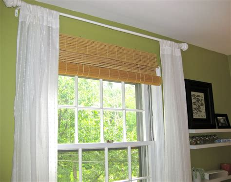 Blinds And Curtains Together Window Treatments Blinds And Curtains Together Home Design Ideas