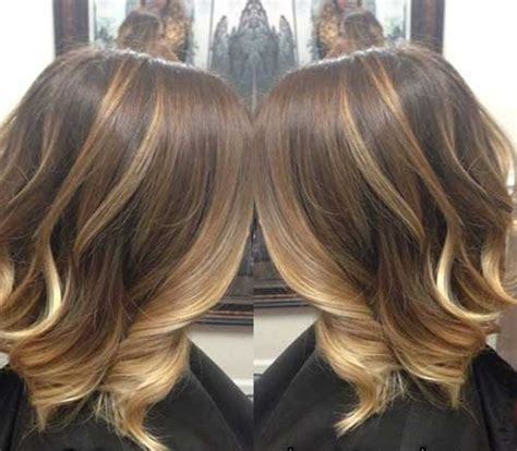 Highlighted Hairstyles by 15 Highlighted Bob Hairstyles Hairstyles 2017
