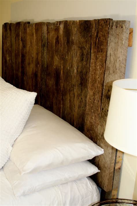 diy wood headboards for beds 6 diy headboard ideas