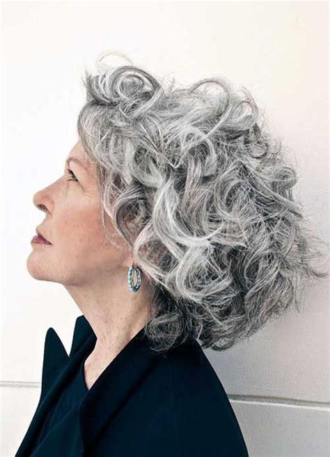 hairstyles  short grey hair frisuren kurze graue
