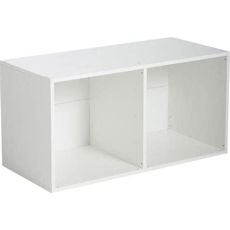 etag 232 re 2 cases multikaz blanche l35 2 x h69 2 x p31 7 cm - Etagere 8 Cases Blanches