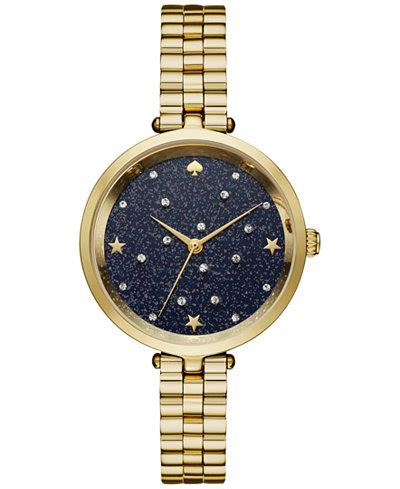 kate spade new york s gold tone stainless