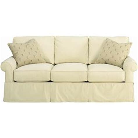 rowe hermitage sofa rowe hermitage upholstered sofa with chaise ottoman