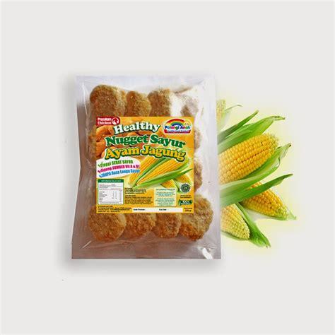 Kulkas Frozen Food nugget sayur ayam jagung healthy frozen food makanan
