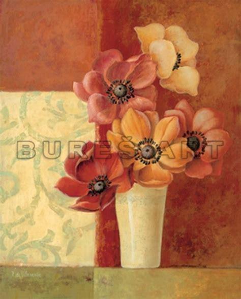 deco perete by arbex art decor picturi picturi celebre pictura tablou vas cu flori inramat