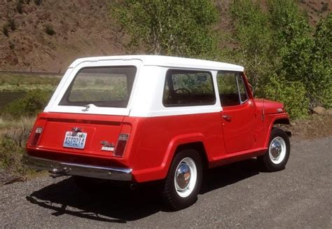 jeep commando for sale clean stocker 1969 jeepster commando 4 215 4 bring a trailer