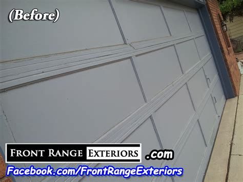 overhead doors colorado springs front range exteriors inc new garage door overhead