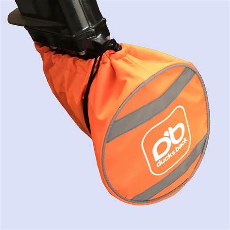 boat prop cover ducksback outboard motor propeller bag cover ducks back