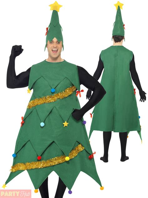 adults deluxe tree costume mens fancy dress novelty ebay