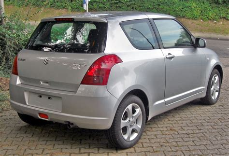 Suzuki Back File Suzuki Rear 1 Jpg Wikimedia Commons