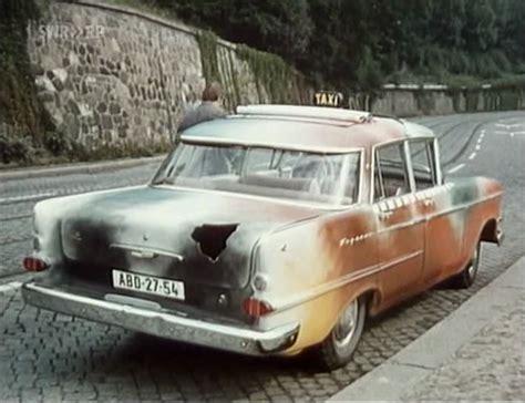 opel kapitan 1960 image gallery opel kapitan 1960