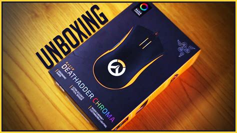 Sale Razer Deathadder Chroma Overwatch Edition razer deathadder chroma overwatch edition unboxing em