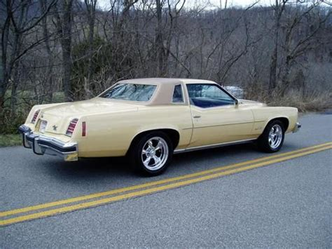 car repair manuals download 1976 pontiac grand prix on board diagnostic system buy used 1976 pontiac grand prix sj 400 cid v8 auto 63k miles 1 awesome pontiac in