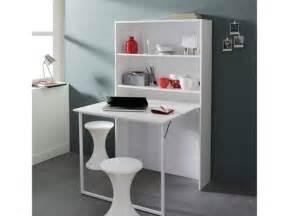 Des Meubles Astucieux Et Sympas Pour Votre Studio Elle Bureau Escamotable Ikea