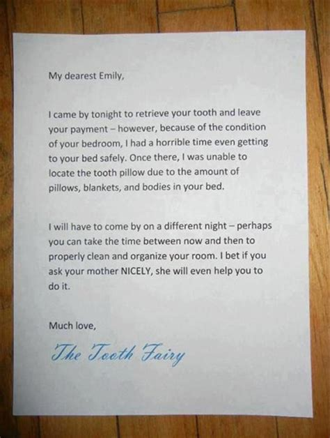 Fun Kitchen Gadgets by Funny Notes Tooth Fairy Dump A Day