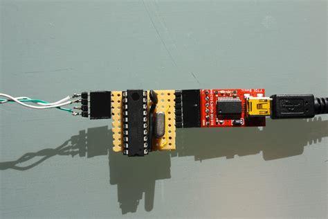 decoupling capacitor attiny sprites mods automatic baudrate converter implementation