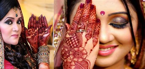 latest indian bridal mehndi design for girls 2015
