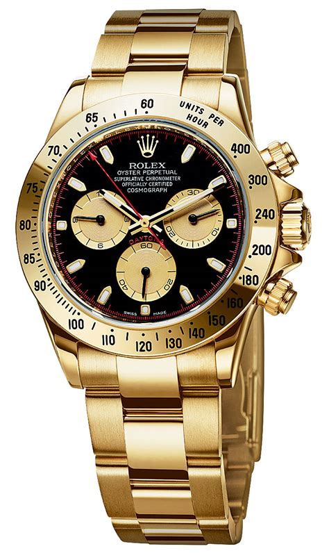 golden rolex yellow gold rolex daytona